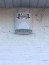 Installation d'une alarme à Mouscron.