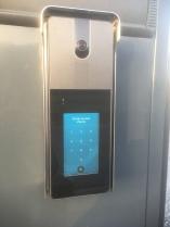 Installation d'un système de vidéophonie IP à Tournai.